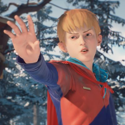 Captain Spirit Chris
