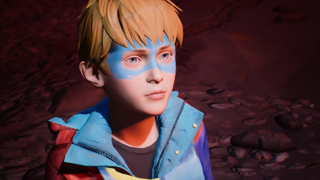 Captain Spirit Chris 2