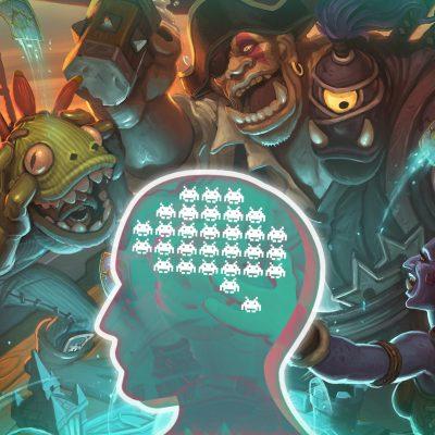 Bildmontage   Originalbildquelle: Hearthstone / Blizzard