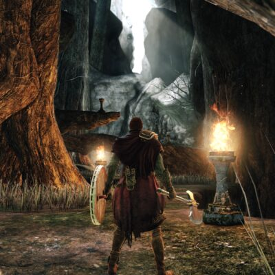 Dark Souls II   Bild: From Software / Bandai Namco