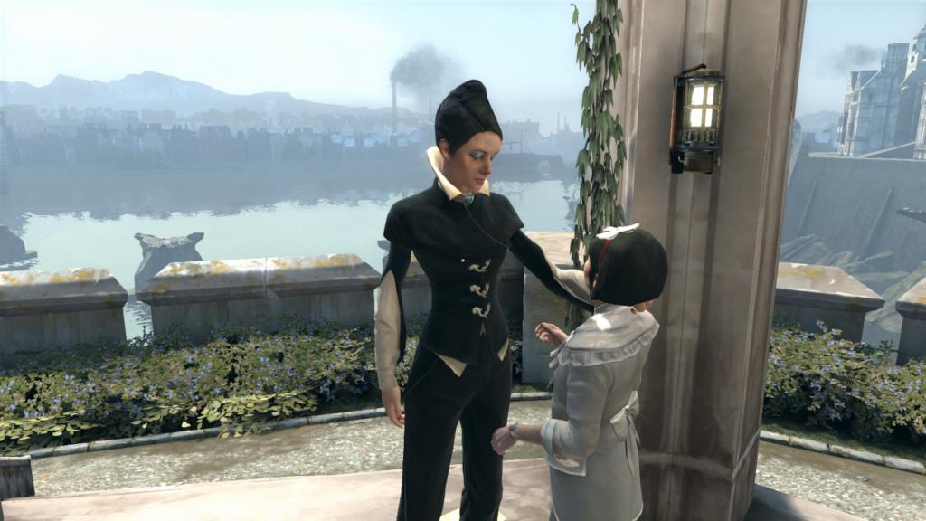Emily und die Kaiserin | Bild: Arkane Studios / Bethesda Softworks [Dishonored: Der Zorn der Maske]