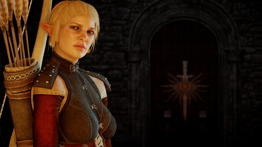 Sera interessiert sich nur für Frauen | Bild: EA / Bioware