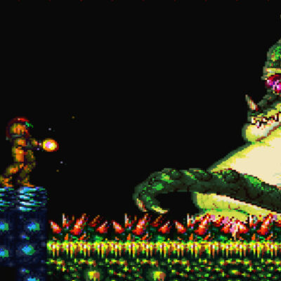 Super Metroid | Bild: Nintendo / Screenshot