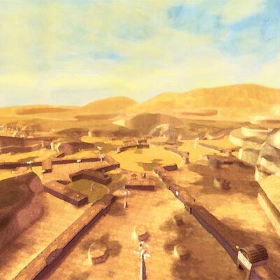 Lanayru Wüste | Bild: The Legend of Zelda: Skyward Sword, Nintendo