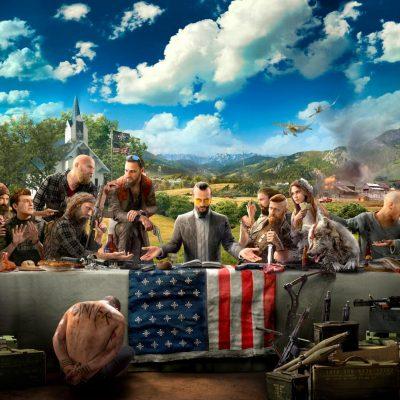 Far Cry 5 Abendmahl