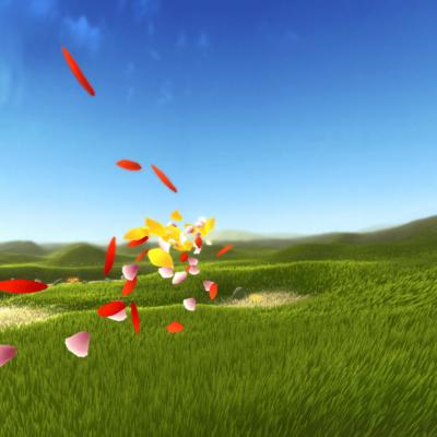 Flower   Bild: Thatgamecompany / Annapurna Interactive