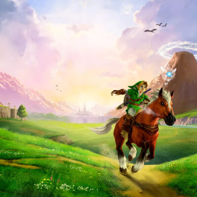 THe Legend of Zelda: Ocarina of Time | Bild: Nintendo